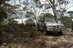 Blue Mountains 4WD Tag-Along